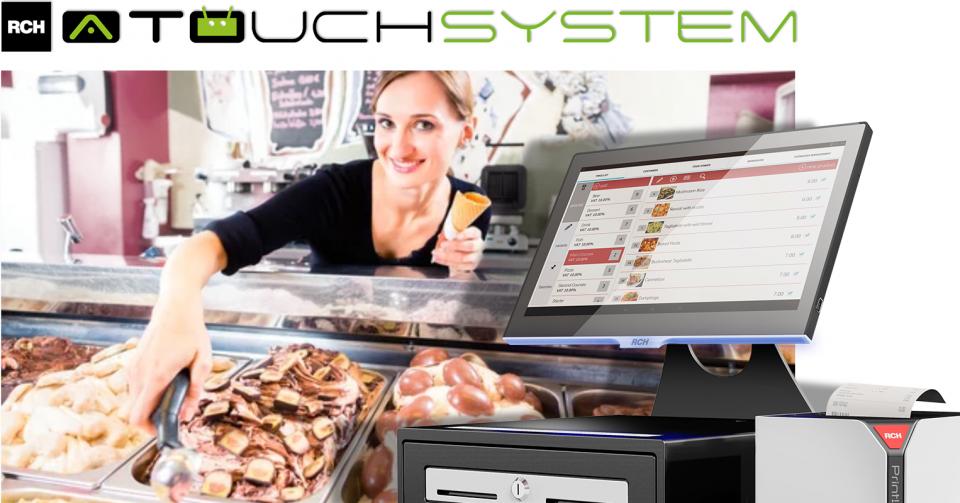 Sistemi smart per gelaterie da asporto