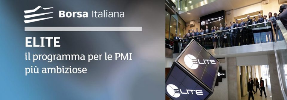 RCH Italia nel programma Elite