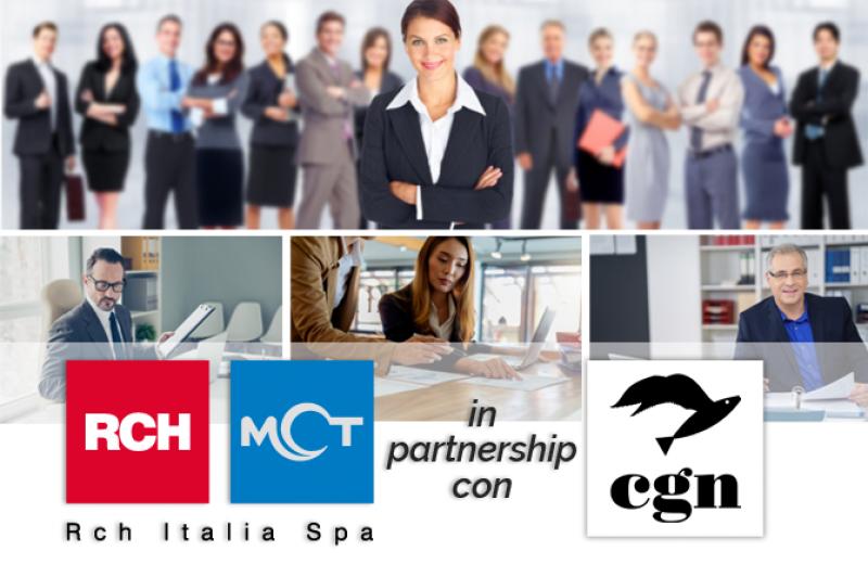 RCH Italia e CGN insieme