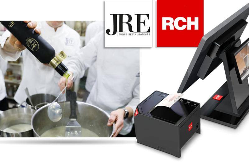 Nuova collaborazione tra RCH e JRE