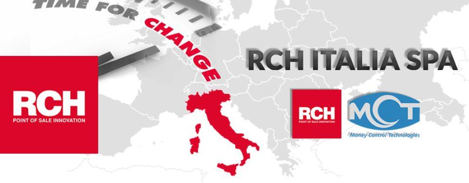 Nasce RCH Italia