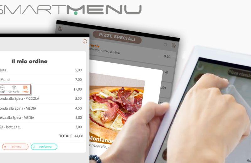 RCH Smart Menù ottimizza la gestione del tuo menu digitale